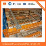 Deckings del acoplamiento de alambre para el estante resistente del almacenaje