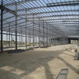 Concevoir pré la construction de structure métallique pour l'atelier et l'entrepôt d'usine