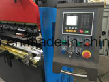 Dobladora hidráulica de la placa de acero de la sincronización mecánica Wc67y-100X5000