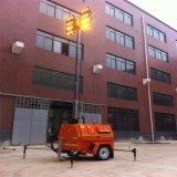 防水4*480 W LEDの移動式照明タワー