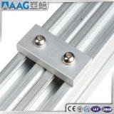 T-Прорезанное алюминиевое/алюминиевое штранге-прессовани профиля для производственной линии