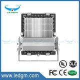 Preço de fábrica da qualidade superior com luz de inundação elevada do diodo emissor de luz do lúmen 20W 30W 50W 70W 100W da luz de inundação IP65 do diodo emissor de luz