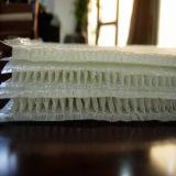 기관자전차 시트카바를 위한 경량 3D에 의하여 길쌈되는 직물