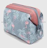 Sac de renivellement personnalisé par coutume cosmétique facile en gros de sac de grande capacité de nettoyage
