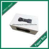 Boîte en carton pour l'éclairage LED empaquetant avec des garnitures intérieures de mousse