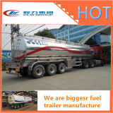 반 알루미늄 합금 연료 유조선 /Liquid /Petrol 탱크 트레일러