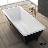 Superficie solida bianca di migliori prezzi che impregna i bagni indipendenti