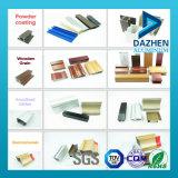 Aluminiumaluminiumprofil-Oberflächenbehandlung mit anodisierter Puder-Beschichtung
