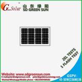 mono modulo solare di 18V 45W 50W (2017)