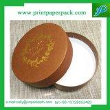 Коробка подарка упаковки конфеты шоколада картона торта упаковывая бумажная