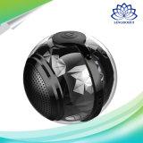 Altoparlante senza fili professionale portatile di figura della sfera rotonda di Bluetooth 4.1 mini