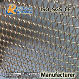 Manuafcturer Tissé Wire Mesh Conveyor Belt