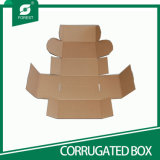 Flat Pack Corrugated Deluxe Moving Boxes para envio por atacado