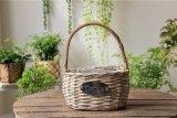 (BC-WF1016)純粋なハンドメイドの自然なヤナギの花のバスケット