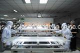 fabrikmäßig hergestellter MonoSonnenkollektor der hohen Leistungsfähigkeits-310W