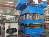 Dhp-3600tのステンレス鋼のドアの深いデッサンの出版物機械、鋼鉄ドアの浮彫りになる機械