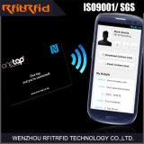 13.56 MHz 서류상 NFC 명함