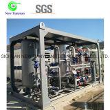 천연 가스 탈수함 6070nm3/H 수용량 건조용 장비