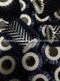 Limpieza de cristal negro cepillo de nylon (YY-656)