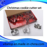 Aço inoxidável Home DIY Baking Cookie Cutter Set