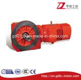 Мотор винтовой зубчатой передачи серии Gk прямоугольный для транспортеров винта