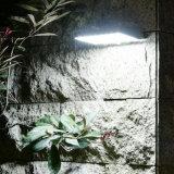 indicatore luminoso solare della parete PIR del corpo umano di 48PCS 2835SMD LED di movimento del sensore dell'indicatore luminoso di obbligazione dell'indicatore luminoso della lampada astuta senza fili impermeabile esterna solare 600lm del IP 65