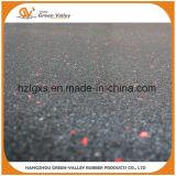 mattonelle di pavimento di gomma fonoisolanti della stuoia di 1mx1m per ginnastica