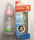 Friedensstifter-führende Flaschen-Milchnahrung-Baby-Flasche gibt Nibbler-Zufuhr B405-B an