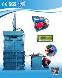 水Paper&CartonのためのVms50-10060ddの梱包機; ペットBottles&Palsticsのための縦の梱包機; 衣服及び綿のための梱包の出版物