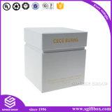 Лидирующая Handmade бумажная коробка упаковывая косметическую бутылку дух