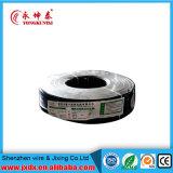 Кабель оболочки PVC 3+1 сердечника гибкий электрический