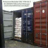 Bromide van het Kalium/Brk het van uitstekende kwaliteit CAS: 7758-02-3