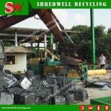 폐기물 강철 또는 알루미늄 또는 철 재생을%s 자동적인 유압 금속 조각 포장기