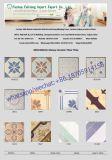 De verglaasde Ceramische Tegel M30307 van de Vloer van de Muur