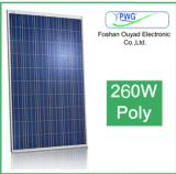 Het PolyZonnepaneel van de hoge Efficiency 260W