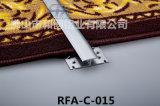 Aluminiumluxuxteppich-Zubehör-Tür-Stab-Deckel-Streifen