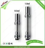 Ocitytimes 도매 기화기 펜 카트리지 C1 유리제 세라믹 Cbd 분무기