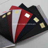 Tessuto di cuoio per il cuoio del PVC del sofà per la sede Stocklot