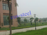 Acier en acier galvanisé de l'IMMERSION chaude Coils/Gl/Gl pour des constructions