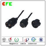 Surtidor magnético del conector de Pin del Cfe 4pin Pogo