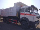 De Vrachtwagen van de Kipper van de Dieselmotor 40ton van Beiben Ng80 6X4