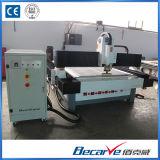 5,5 kW refrigerado por agua del huso / adsorción al vacío Plataforma de grabado router CNC Máquina