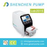 Lab2015 ABS 0.007-380ml/Min Strömungsgeschwindigkeit-peristaltische Pumpe
