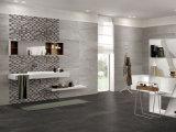Alpine Grigio strukturierte Fußboden-Fliese für im Freienküche