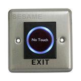 Edelstahl-Tür-Taste für Zugriffssteuerung-System mit Cer-Zustimmung (SB6-Squ)