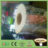 Pipe en caoutchouc bon marché de mousse d'isolation thermique avec le FSK