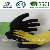 Перчатка работы перчатки нитрила (SL-NS104)