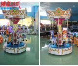 Carousel мест оборудования 3 занятности миниый для малышей