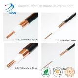 Cable coaxial de Superflex 50ohm de la comunicación del RF