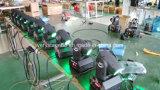 Het LEIDENE van de Bar KTV 10W RGBW van DJ Mini Bewegende HoofdLicht van de Straal